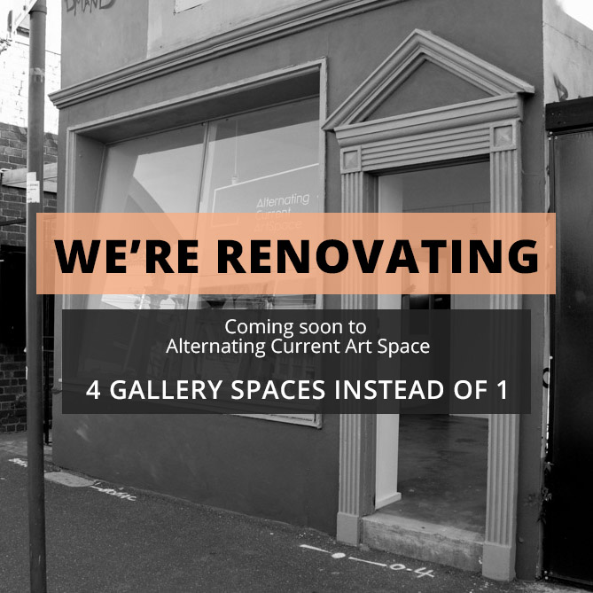 We're Renovating